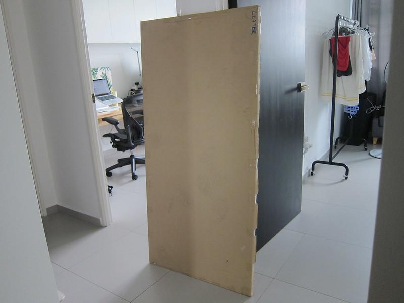 ErgoEdge AmpDesk Standing Desk - Table Top Box