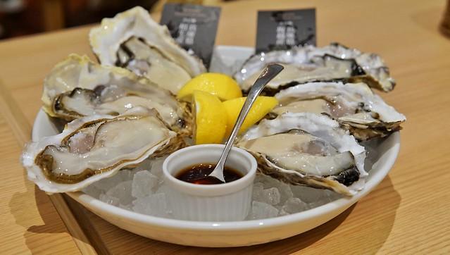 ラゾーナ川崎で牡蠣フェア