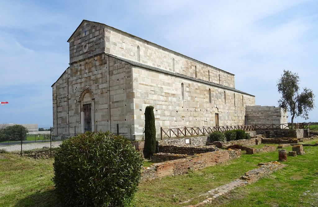 cathédrale SANTA MARIA ASSUNTA de la Canonica