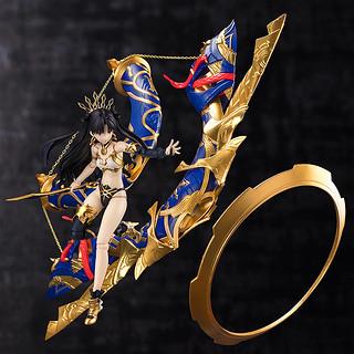 【更新官圖&販售資訊】華麗的金星女神!千值練 4inch-nel 《Fate/Grand Order》Archer/伊絲塔(アーチャー/イシュタル)可動人偶