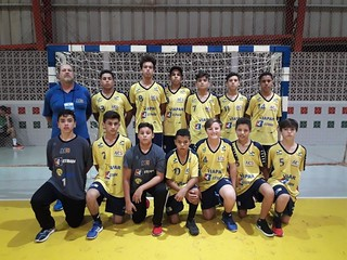 2018 - COPA PARANÁ HANDEBOL