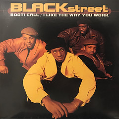 BLACKSTREET:BOOTI CALL(JACKET A)