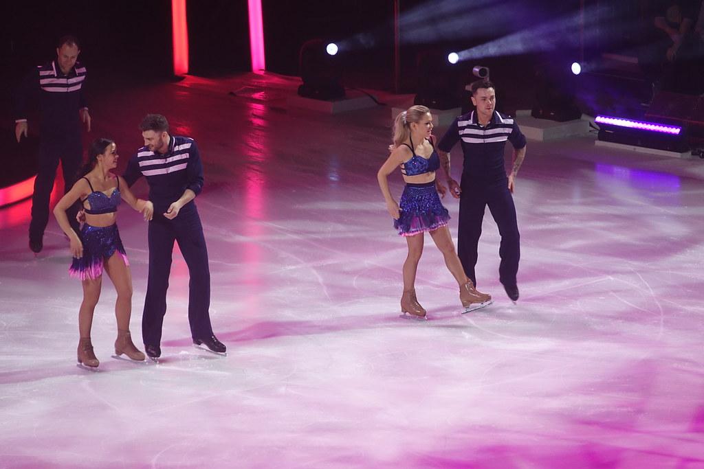 Dancing On Ice Tour 2018 Jake Quickenden Vanessa Flickr