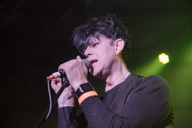 Clan of Xymox @ Saint Vitus Bar, Brooklyn NY, 03/26/2018