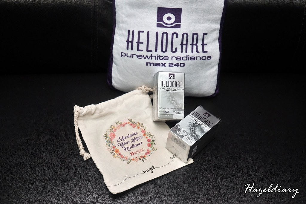 Heliocare Purewhite Radiance Max 240-1