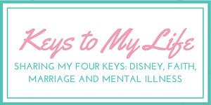 Keys to My Life Sidebar Ad