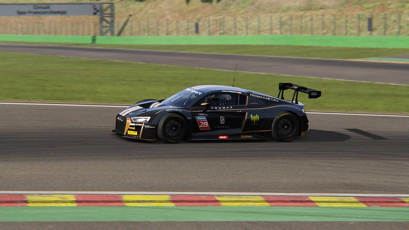 Audi R8 LMS Cup 2018 #28 Haryanto Assetto Corsa 091