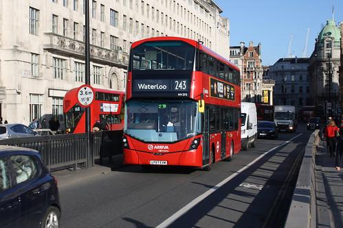 Arriva London HV375 LF67EVM