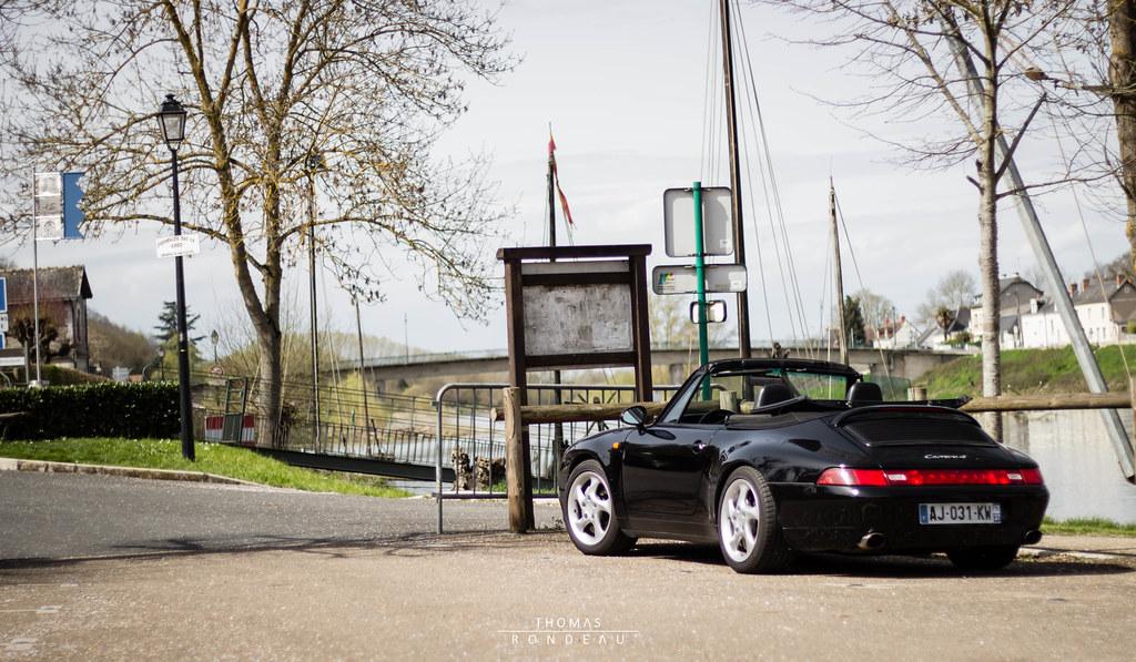 Porsche 911 (993) Carrera 4 Cabriolet