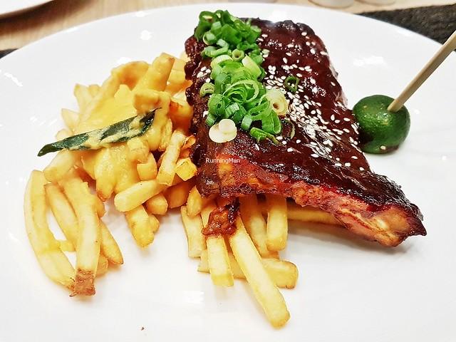 Char Siew Barbecue Pork Ribs