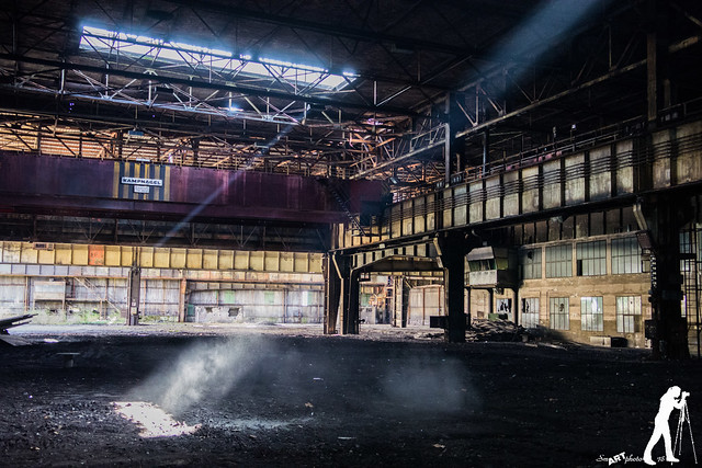 Lost Places: Das Walzwerk