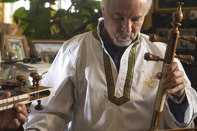 Persian Classical Music Apprenticeship