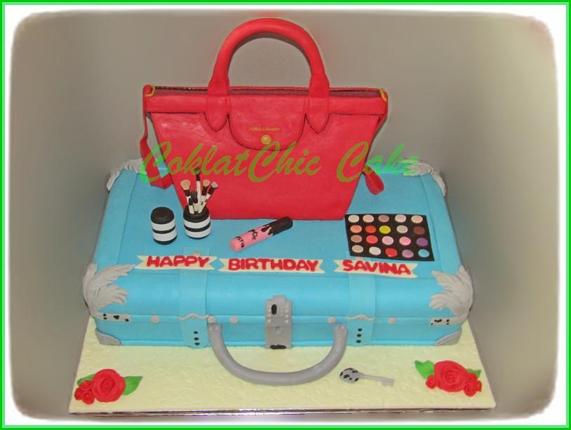 Cake Bags SAVINA 30x60 + 30 cm