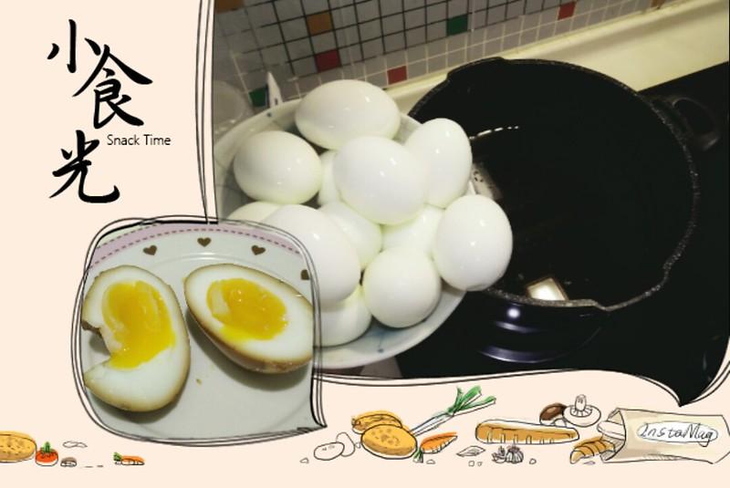 零廚藝懶人料理-第一次做溏心蛋就上手