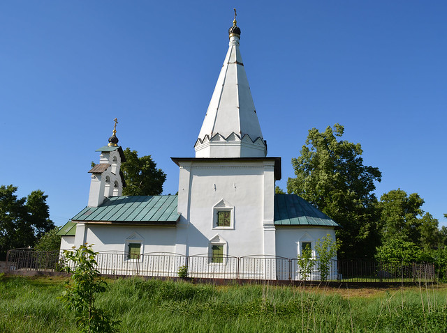 Church of Nikolay Chudotvorec