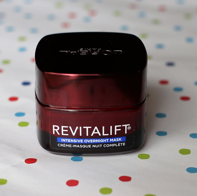 L'Oreal Revitalift Triple Power Intense Overnight Mask
