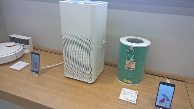 Mi air purificateur 2 - 143,9€ (2)