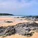 The beach at Harlyn Bay, Cornwall