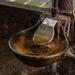 Oud drinkbakje/Old drinking bowl