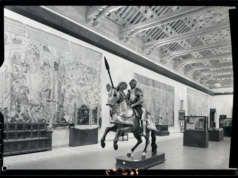 Museo de Santa Cruz. Fotografía de Juan Miguel Pando Barrero © Fototeca del IPCE signatura PAN-076289_P