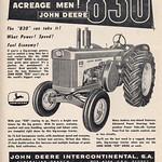 Thu, 2018-05-10 21:32 - John Deere 830 1959