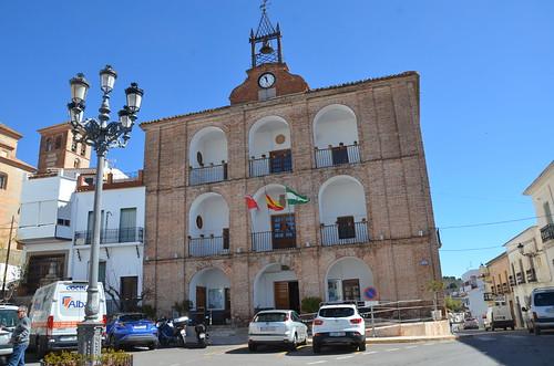 Almería - Alpujarra - Laujar de Andarax