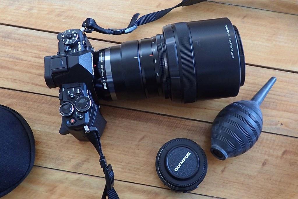 オリンパス M.ZUIKO ED40-150mm F2.8PRO