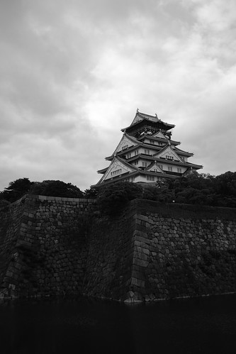 Osaka Castle in morning on 20-05-2018 (10)