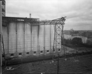 Extension to Elevator No. 3, Canadian Vickers Ltd., Port of Montreal, Quebec / Agrandissement de l'ascenseur n° 3, Canadian Vickers Ltd., port de Montréal (Québec)
