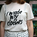 Fashion Revolution Inspired Seamwork Jane T-Shirt