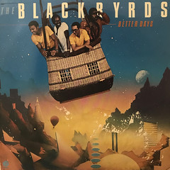 THE BLACKBYRDS:BETTER DAYS(JACKET A)