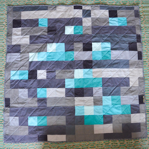 14. Complete the Quilt