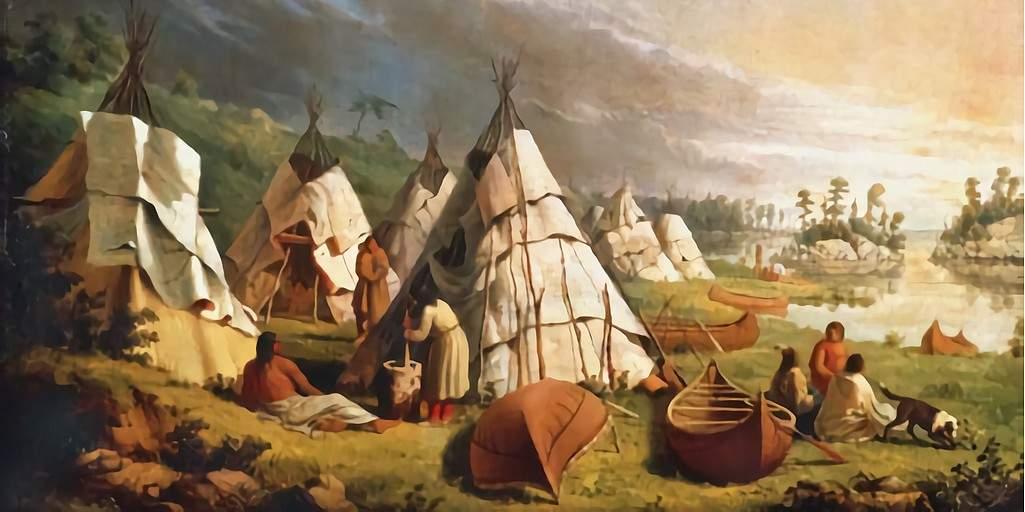 Les premiers habitants de l'Amérique seraient arrivés en bateau