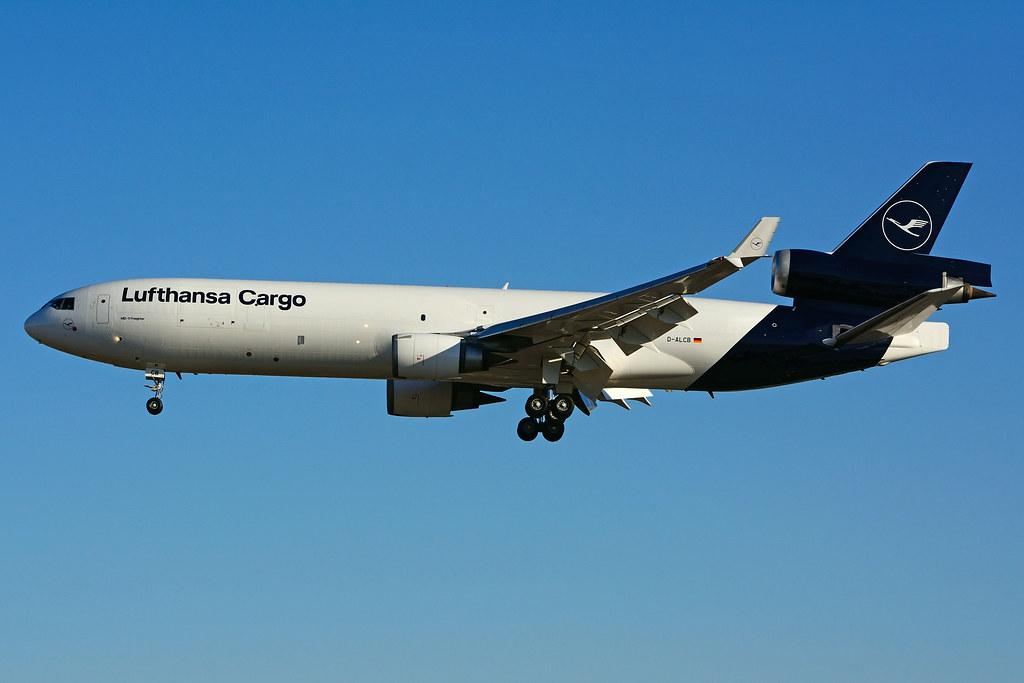 D-ALCB (Lufthansa Cargo)