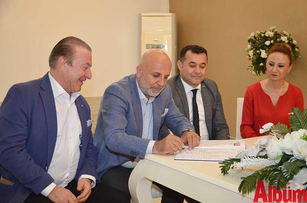 Kamil Köseoğlu, Hasan Çavuşoğlu, Adem Murat Yücel, Figen Erkan
