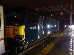 92018 1S25 at London Euston