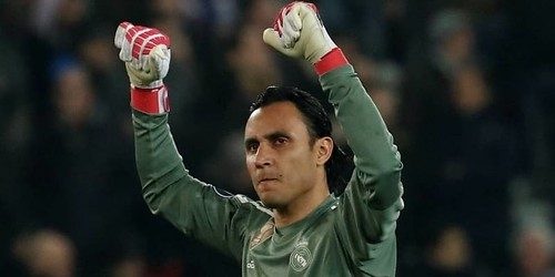 Perez: Navas akan tetap di Real Madrid selama bertahun-tahun