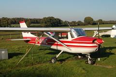 G-AVNC Reims-Cessna F150G (0200) Popham 121108