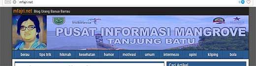 header blog urang banua mfajri.net