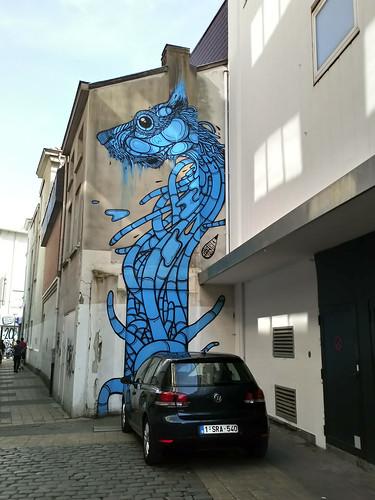 street art in Mechelen