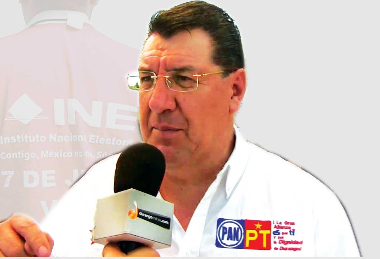4.- Gonzalo Yáñez, de la misma manera que se ha puesto al servicio de los gobiernos priístas en Durango, también se ha aliado al PAN, y ahora juega con Morena.