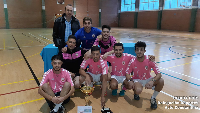 Trofeos Liga Local Fútbol