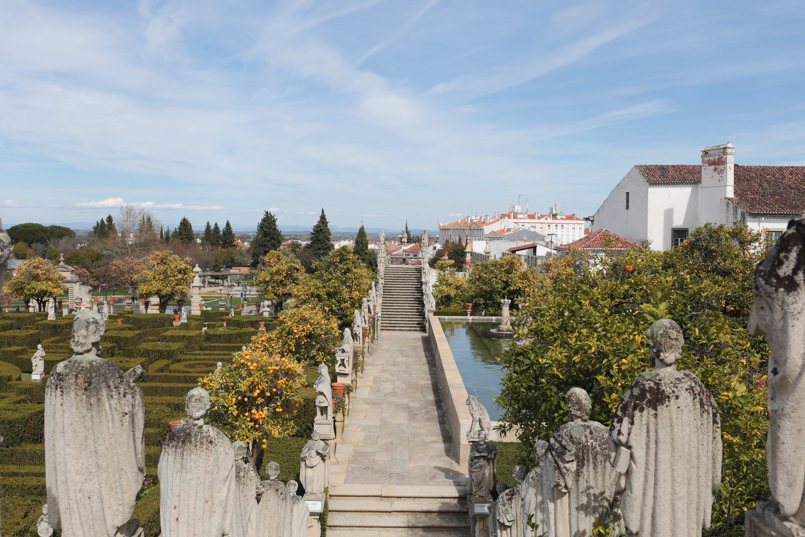 semana santa en portugal - castelo branco