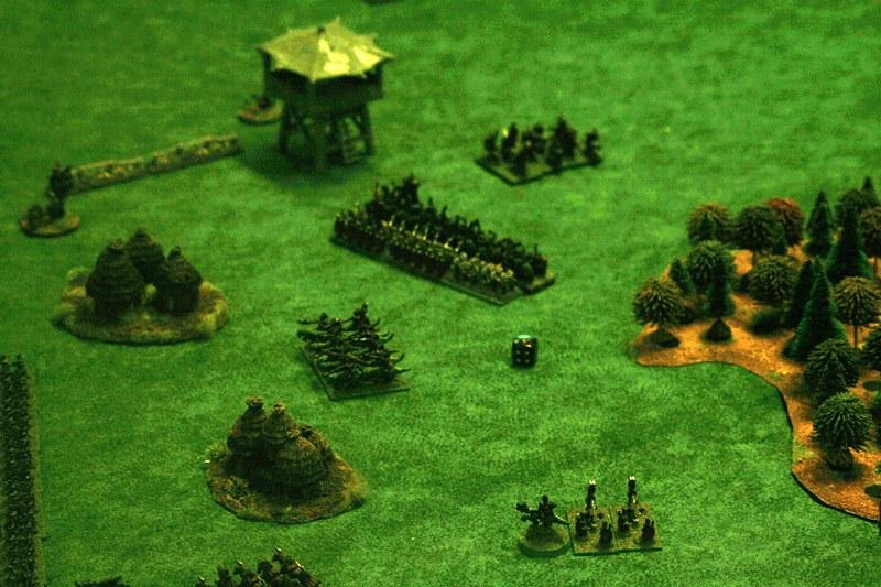 [1250 - Orcs & Gobs vs Elfes-Noirs] Attaque du village orc 27546809688_41834ff22c_c