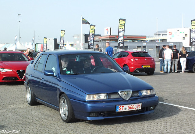 Alfa Romeo 155 from Germany