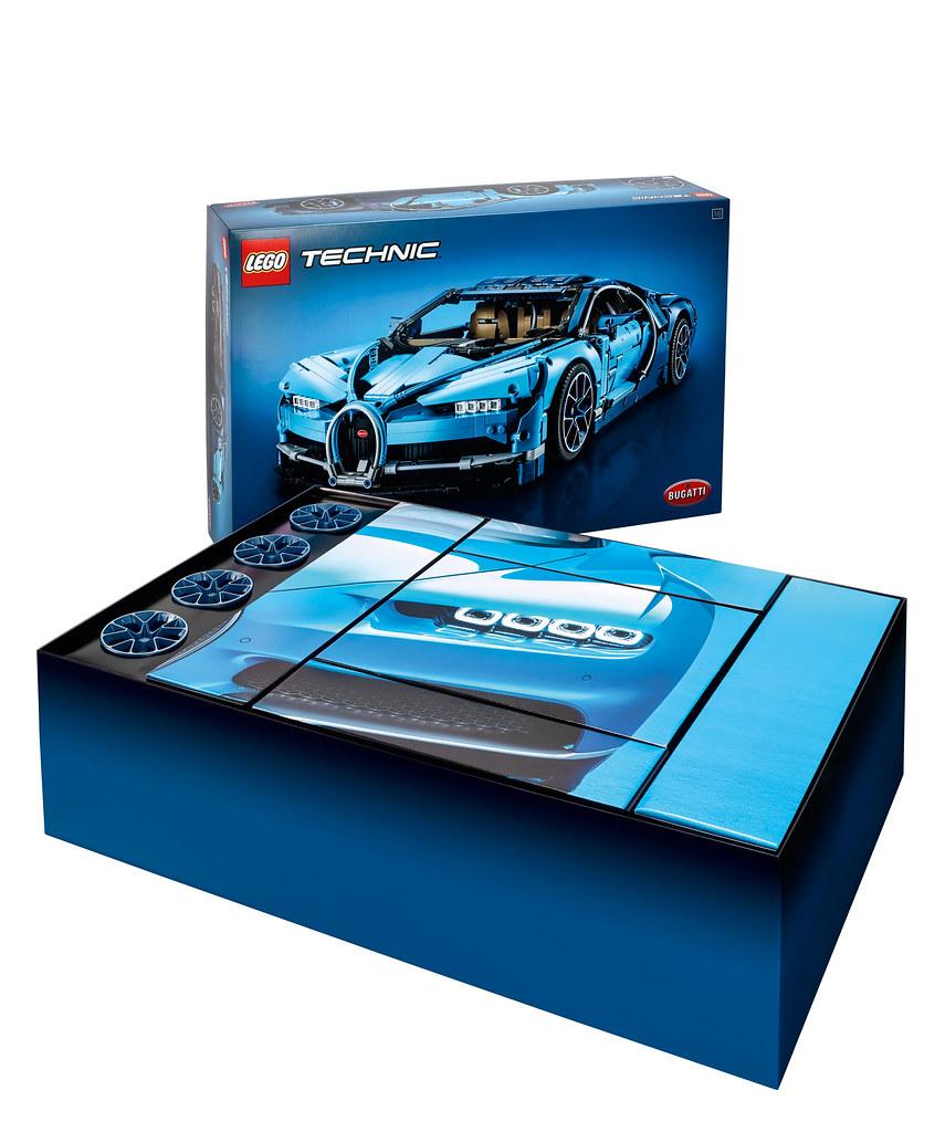 LEGO Technic Bugatti Chiron (42083) 5