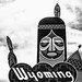 Wyoming Motel by Thomas Hawk