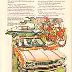 Sun, 2015-10-18 16:42 - 1974 Toyota SR-5 Advertisement Motor Trend April 1974