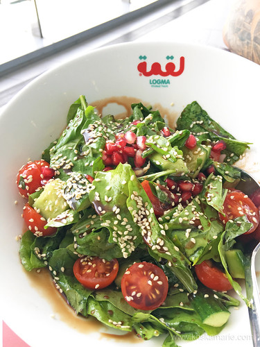 Rocca Salad from Logma