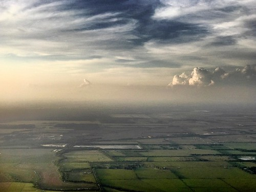 ruralharriscounty texas usa houston aerial rural country sky clouds tarms